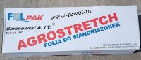 Folia do sianokiszonki AGROSTRETCH 750x25