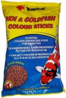 KARMA DLA RYB KOI&GOLDFISH COLOUR STICKS - 90g TROPICAL